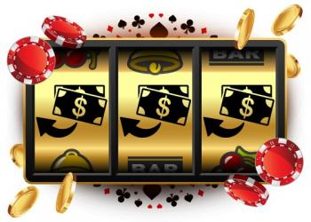 Online slots, coins and chips